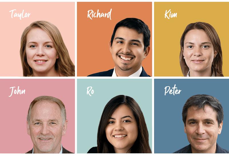 Accord Law Online Marketing Team Photo